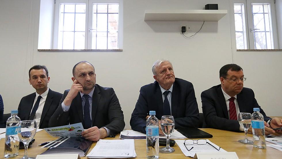 51. sjednica Izvršnog odbora: Jačanjem međunarodne suradnje i reorganiziranjem NUTS 2 sustava do ravnomjernijeg regionalnog razvoja