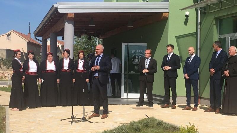 Otvoren novi posjetiteljski centar Nacionalnog Parka Krka
