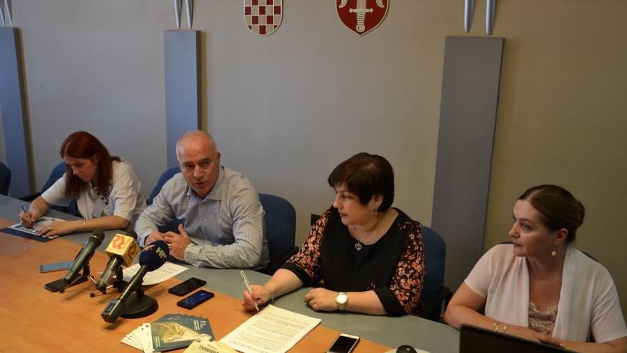 Šibensko-kninska županija: Početak građevinskih radova na Tvrđavi sv. Nikole