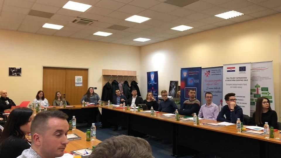 Održana 2. sjednica Mreže savjeta mladih Varaždinske županije