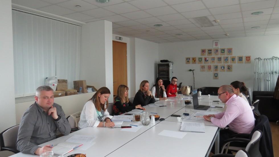 Održana sjednica Radne skupine za EU fondove i međunarodnu suradnju