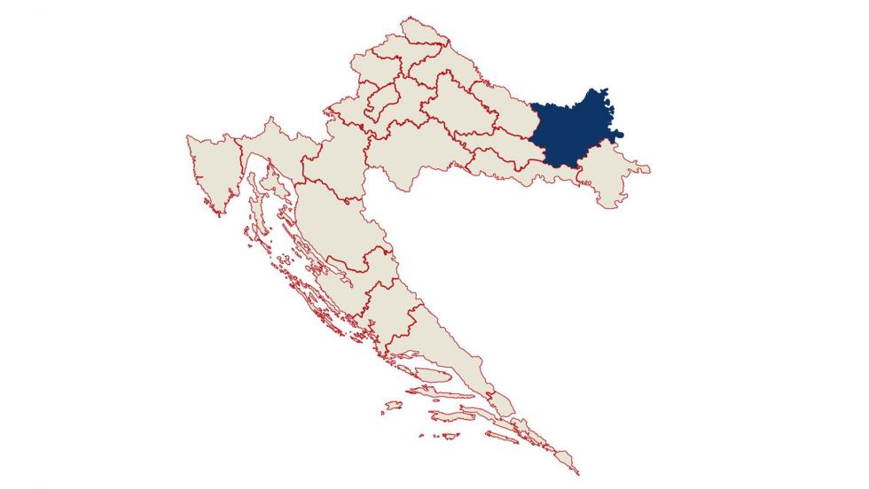 Pet važnih projekata Osječko-baranjske županije