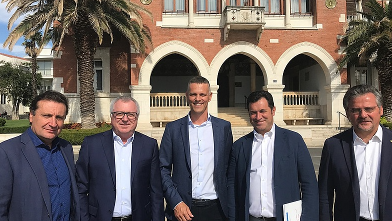 Nastavak dobre suradnje Istarske županije s talijanskim regijama