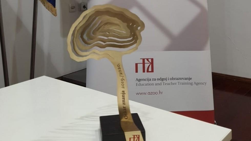 Prijenos prve virtualne dodjele nagrade Oskar znanja na Facebook stranici i Youtube kanalu Agencije