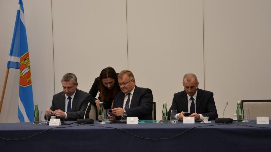 """Predsjednik Vlade: """"Važno je da čujemo vaše prijedloge za kvalitetniju iskorištenost europskih fondova"""""""