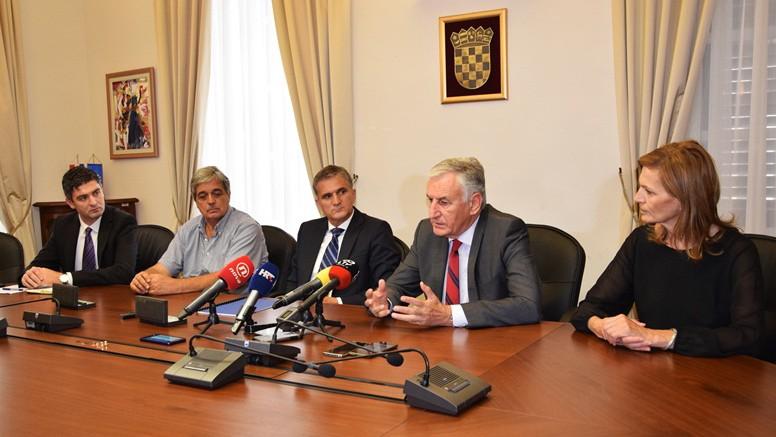 Dubrovačko-neretvanska županija: Potpisani ugovori o dodjeli državne imovine lokalnoj samoupravi
