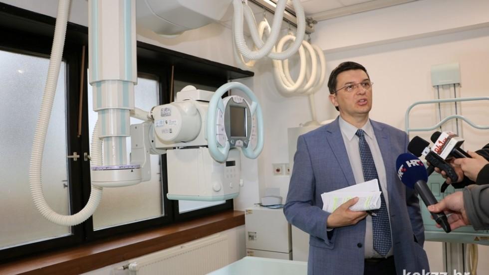 Na konferenciji za medije predstavljeni najznačajniji projekti i planovi Opće bolnice Koprivnica