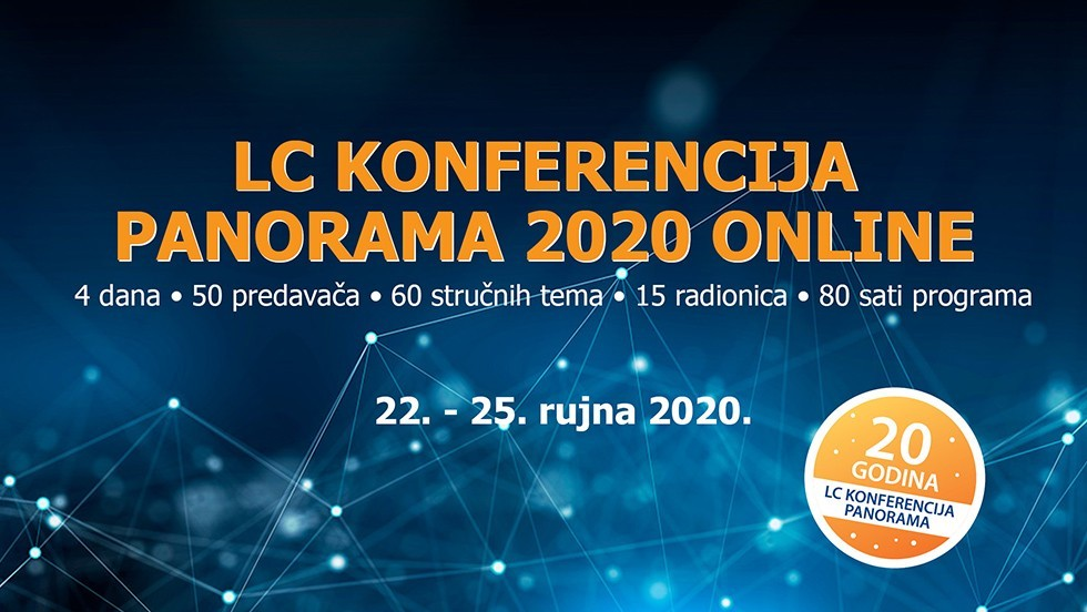 Konferencija za županije 2020.: Detaljan program predavanja