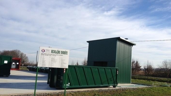 Za sufinanciranje izgradnje reciklažnih dvorišta osigurano dodatnih 70 milijuna kuna