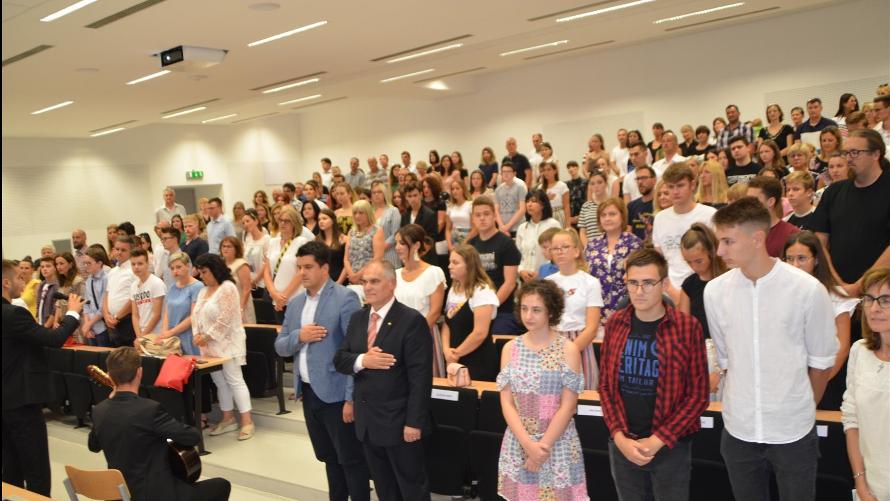 Splitsko-dalmatinska županija: Uz priznanja učenicima i mentorima županija im je dodijelila ukupno 260 tisuća kuna