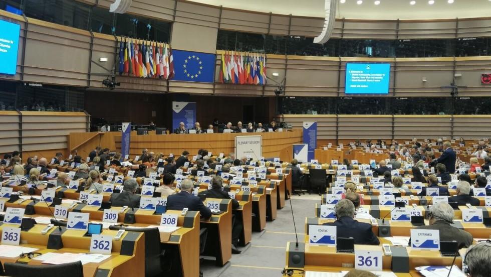 Lokalni čelnici pokreću inicijativu za integraciju migranata i raspravljaju o temeljnim pravima i vrijednostima EU-a