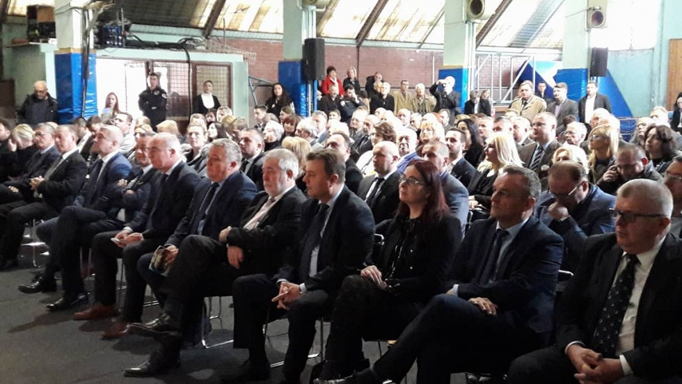 U Križevcima otvoren 20. Obrtnički i gospodarski sajam Koprivničko-križevačke županije