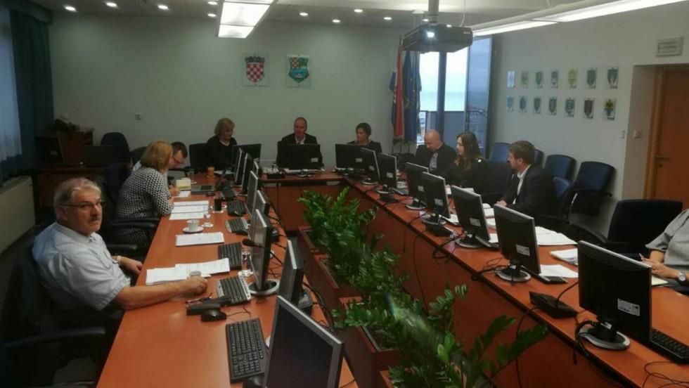 Održan sastanak Radne skupine za pomorsko dobro