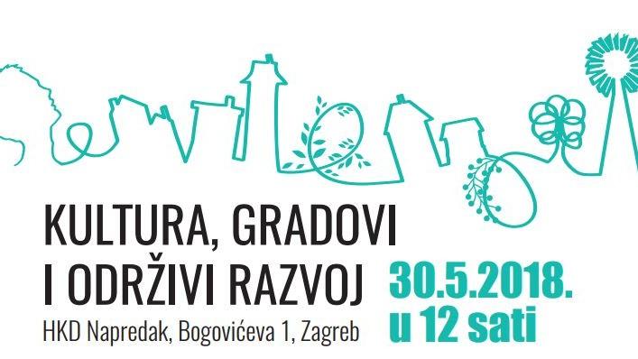"""Panel rasprava """"Kultura, gradovi i održivi razvoj"""""""
