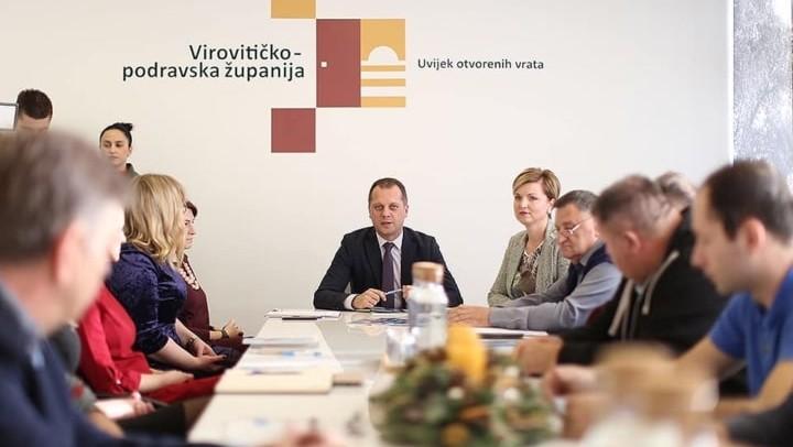 U Virovitici održana edukacija o antikorupciji za službenike lokalne i regionalne samouprave