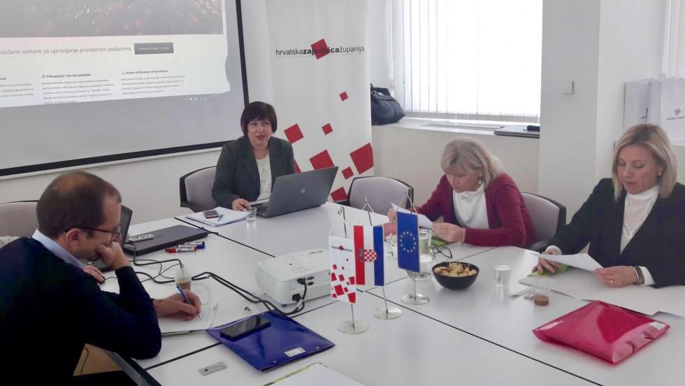 Novi zakoni o prostornom uređenju i gradnji tema sjednice Radne skupine za komunalne djelatnosti, zaštitu okoliša i prostorno planiranje