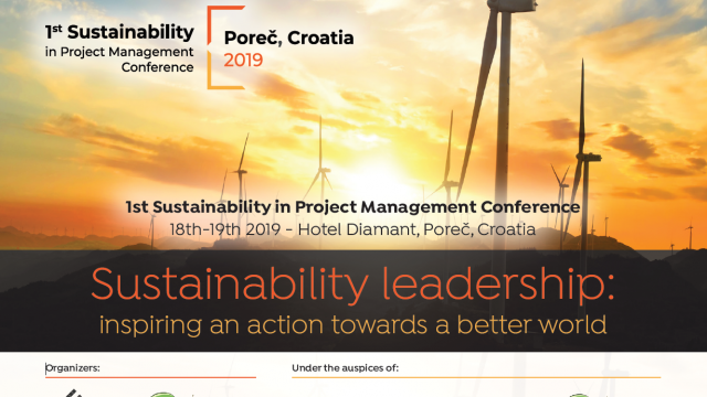 Konferencija Sustainability leadership: Inspiring an action towards a better world
