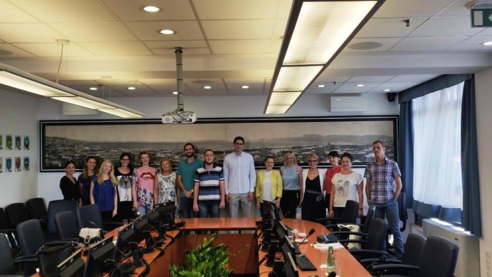 Savjet mladih Primorsko-goranske županije aktivno uključen u proces formiranja savjeta mladih na razini cijele Županije