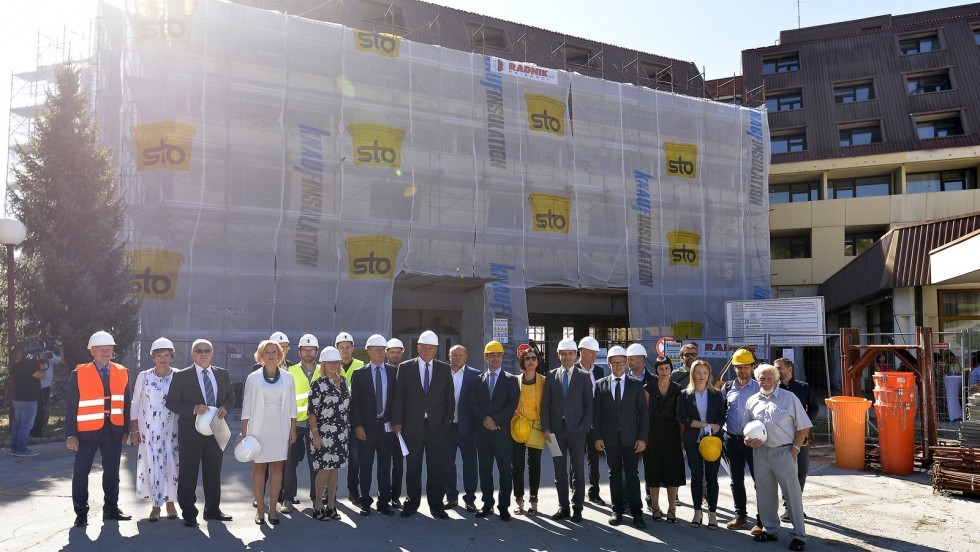 Održana uvodna konferencija projekta energetske obnove objekta Minerva u Varaždinskim Toplicama, najvećeg takvog projekta u Hrvatskoj