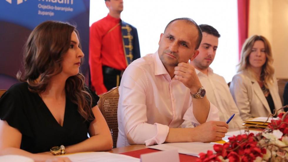 Koordinacija županijskih savjeta mladih Hrvatske održana u Osijeku