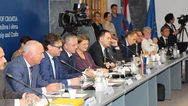 Ministar Horvat ugostio predstavnike vodećih japanskih tvrtki