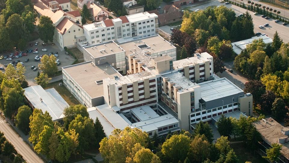 """Koprivničko-križevačka županija: Energetska obnova Opće bolnice """"Dr. Tomislav Bardek"""""""