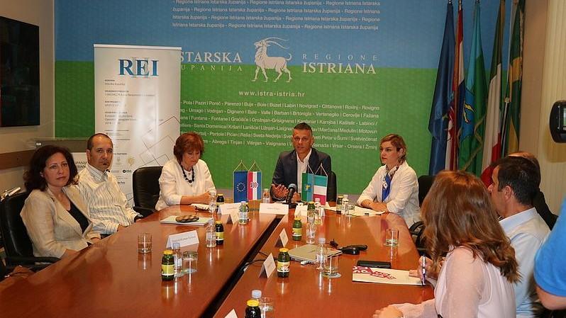 Predstavljen EU projekt REI II