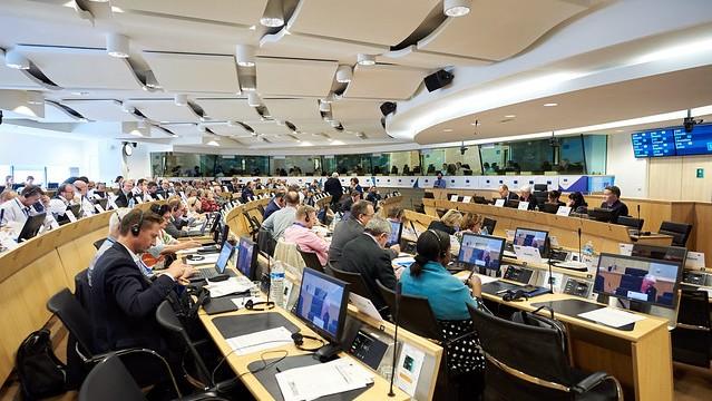 Europski odbor regija: Predsjednik Hrvatske zajednice županija Goran Pauk na sjednicama povjerenstava