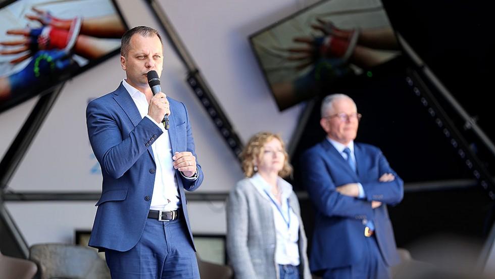 Igor Andrović: Budućnost treba mudrost starijih te energiju i strast mladih, to je lice Europe kakvu vidimo u dolazećem periodu
