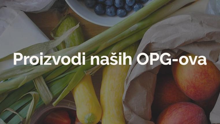 OPG-ovi Hrvatske na jednom mjestu!
